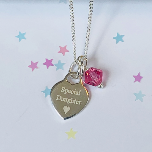 Special gift for a bridesmaid / flower girl - FREE ENGRAVING